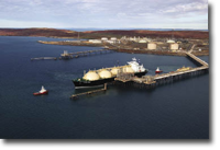 North-west shelf gas project