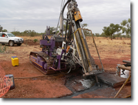 Drill core inspection